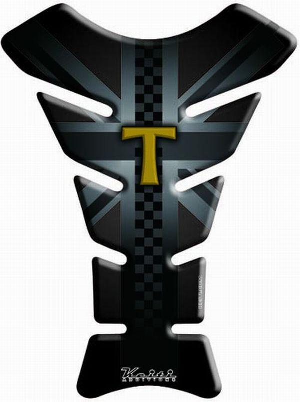 Tankpad für  Triumph TTR 703