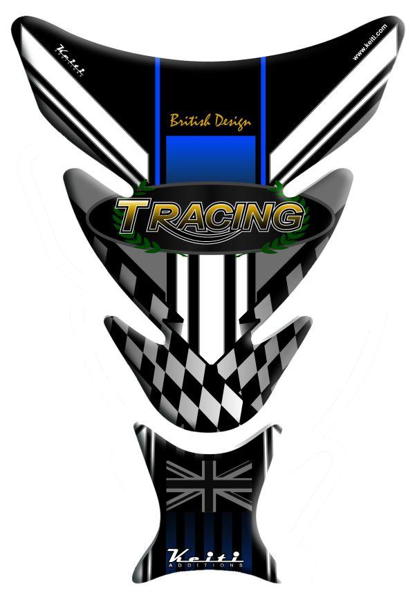 Tankpad für Triumph TTR 702C